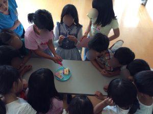5月お誕生日会 パート2
