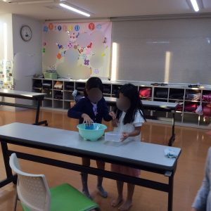 鬼まんじゅう作り②調理編