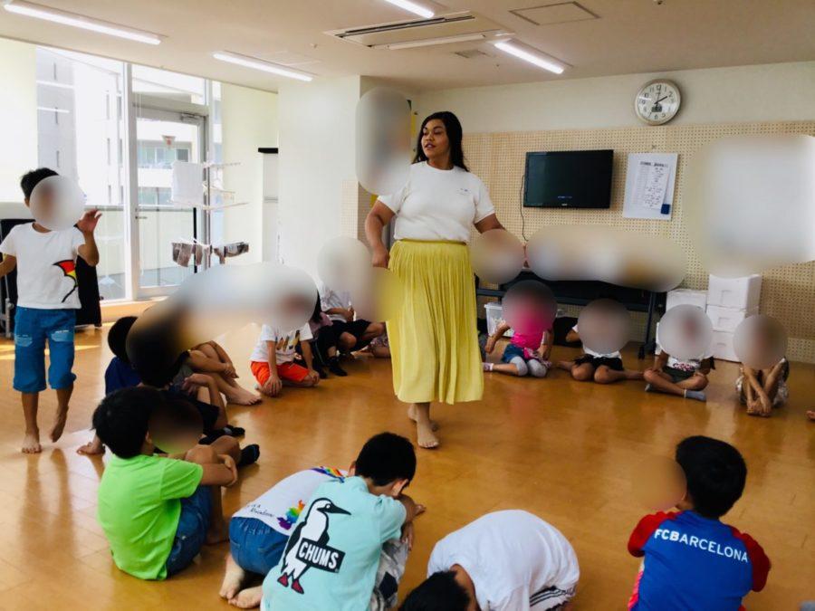 ネイティブ講師による英語授業