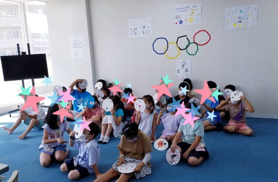 杜の時間のオリンピック!!!